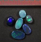 Top Opal Lot von Lightning Ridge / Australien